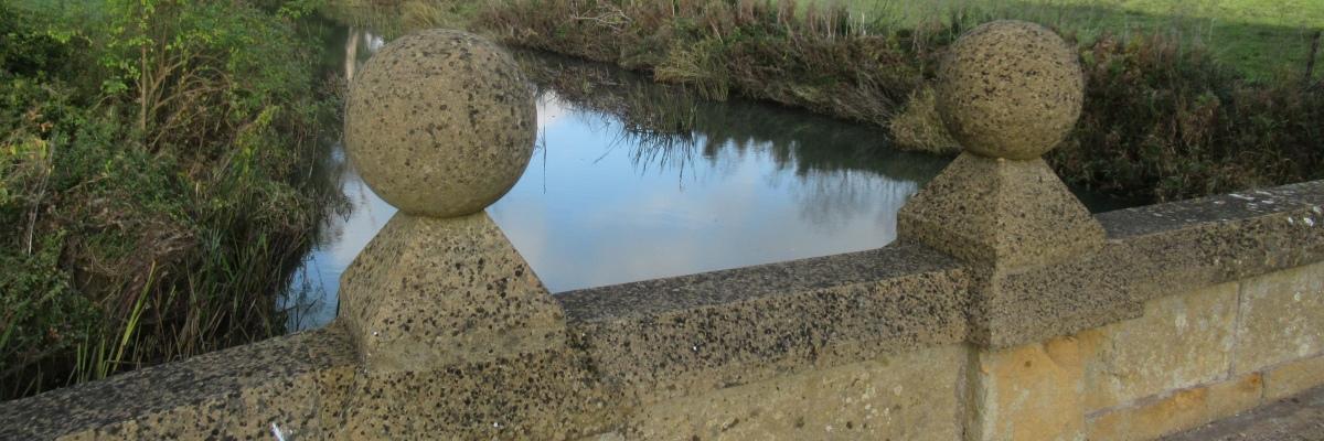 Photo of  Bridge at Honington