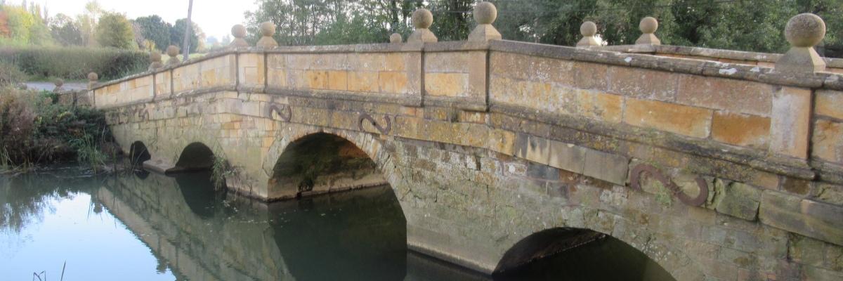 Photos of Honington Bridge Warwickshire